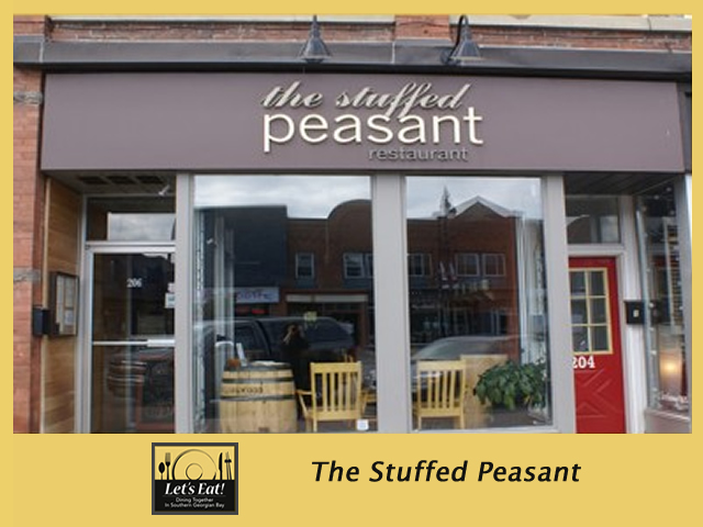 The Stuffed Peasant