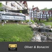Let's Eat # 29 – Oliver & Bonacini, Blue Mountain Village