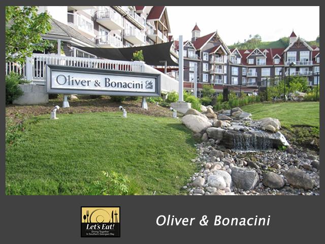 Oliver & Bonacini